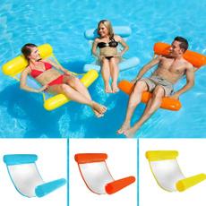 foldingwaterhammock, floatingbed, blowuplilo, swimmingpoolbed
