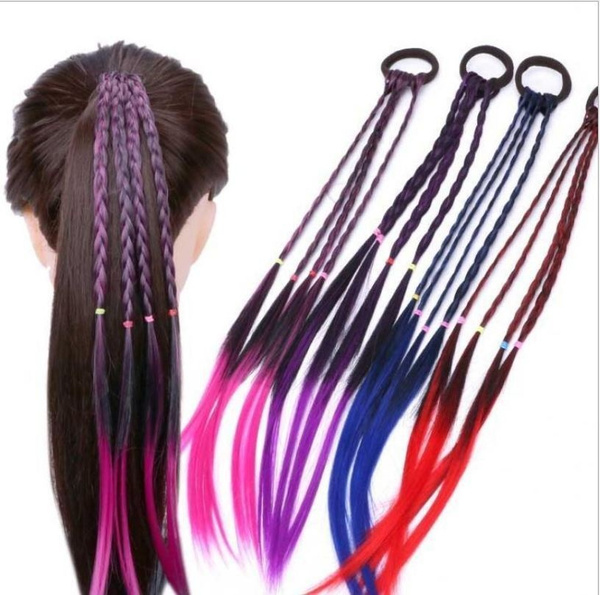 wig, Rope, Head Bands, Colorful