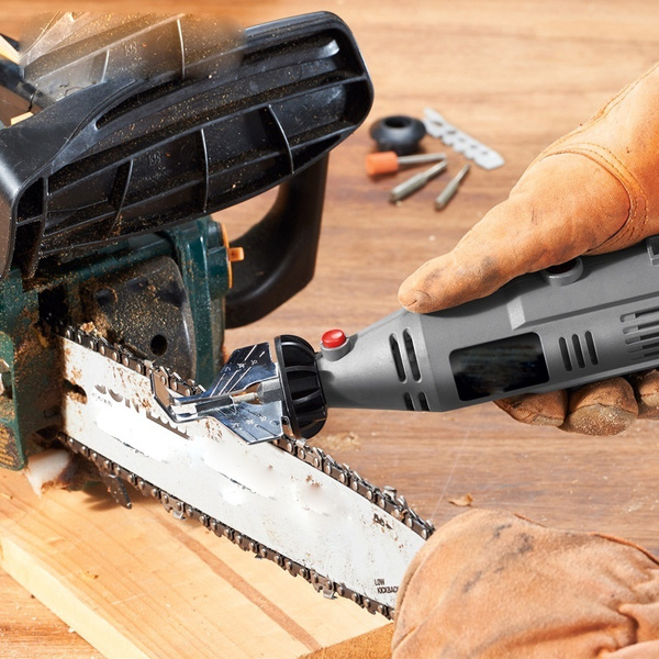 sawsharpeningattachment, sawsharpener, Chain, sharpenerguidedrilladapter