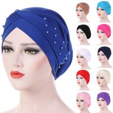 chemocap, Fashion, Elastic, turbanhat