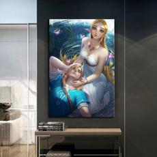 Video Games, Wall Art, Home Decor, Gifts