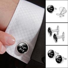 frenchstylecufflink, Fashion, personalized cufflinks, Wedding Accessories