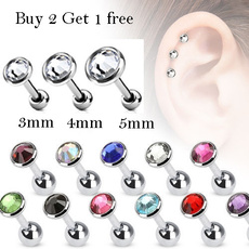 Mens Earrings, tragu, Fashion, Jewellery