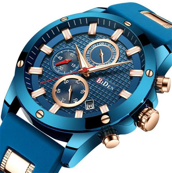 siliconebandwatche, Fashion, Waterproof Watch, fashion watches