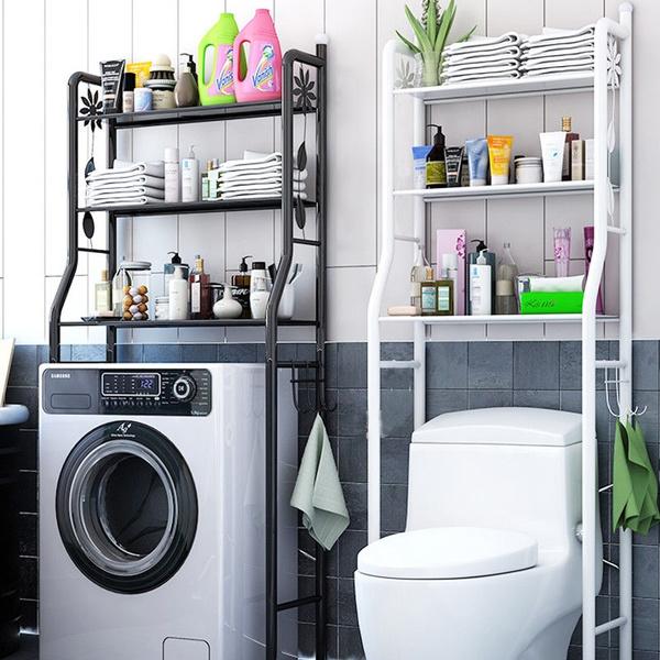 overtoiletshelf, storagerack, toiletstorageshelf, Laundry