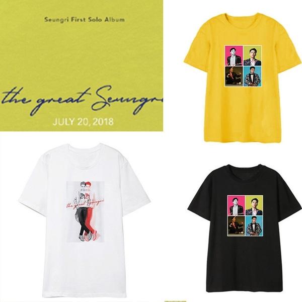 K-Pop, albumthegreatseungri, Fashion, Shirt