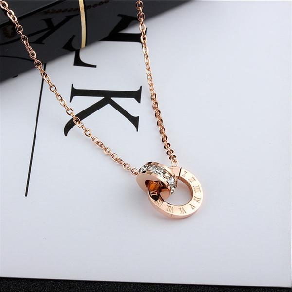 Fashion, goldnecklacenecklace, gold, women necklace