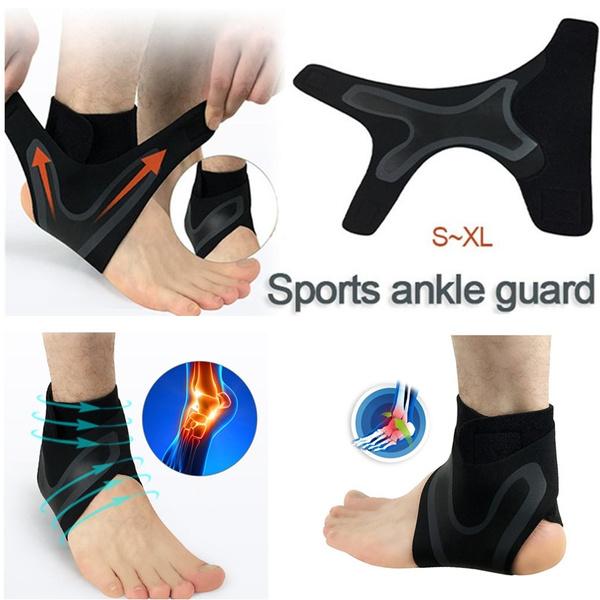 anklefootprotector, Bicycle, Elastic, Sports & Outdoors
