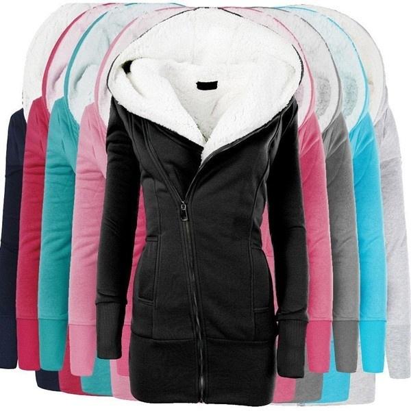 Coat, pullover hoodie, Women Hoodie, Sweaters
