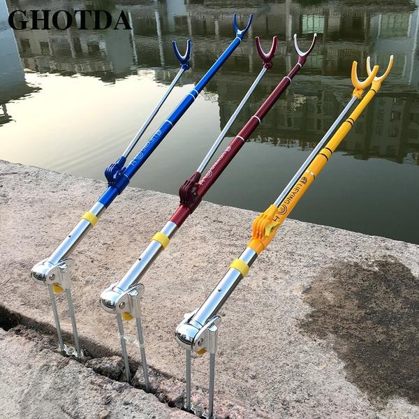 fishingrodholder, fishingrodstand, rodrestsholder, Fishing Tackle