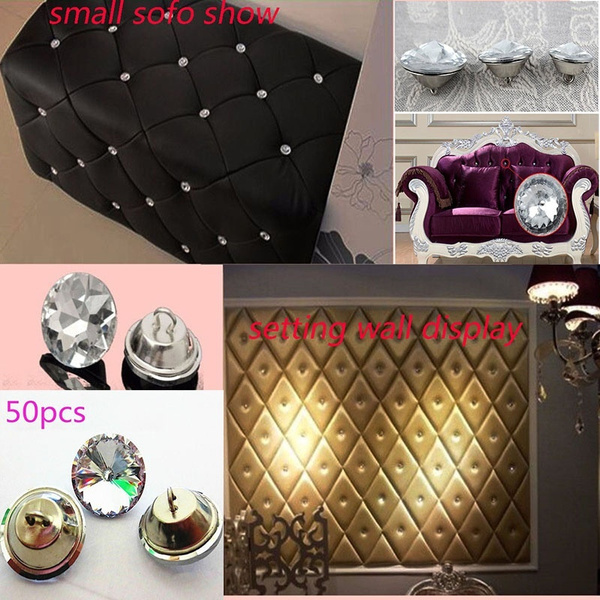 rhinestonecraft, sofadecoration, upholsteryheadboard, Sofas