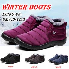 casual shoes, Flats, cottonshoe, Plus Size