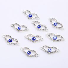 Necklace, Heart, Fashion, beadcharm
