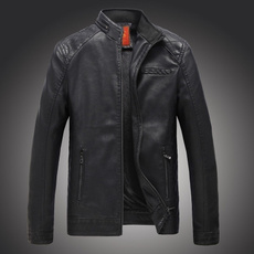 Stand Collar, Casual Jackets, Fashion, Winter