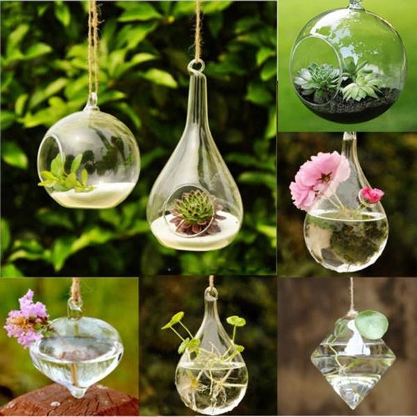 flowerglasspot, flowerpot, glassballvase, Glass