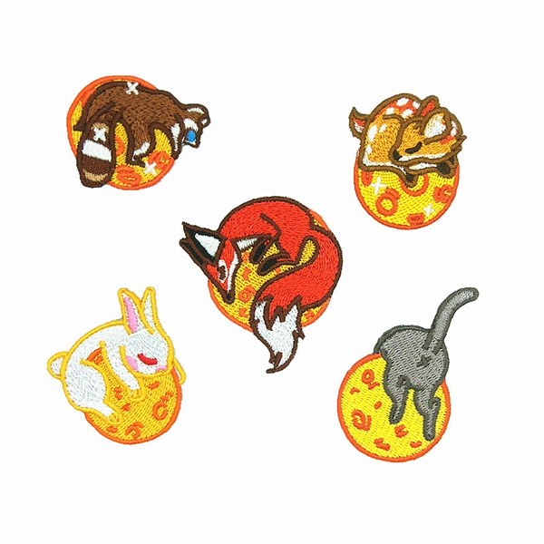 cute, foxpatch, Iron, Animal