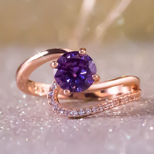 DIAMOND, Women Ring, Jewelry, gold