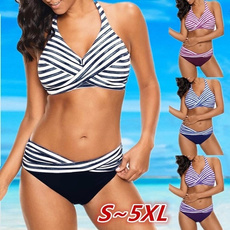 Two Piece Swimwear, Bikinis Set, bathing suit, Summer