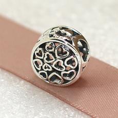 Charm Bracelet, Sterling, diyjewelry, Jewelry