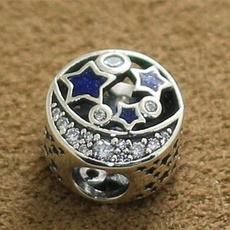 Sterling, Sky, jewelrycharm, sterling silver