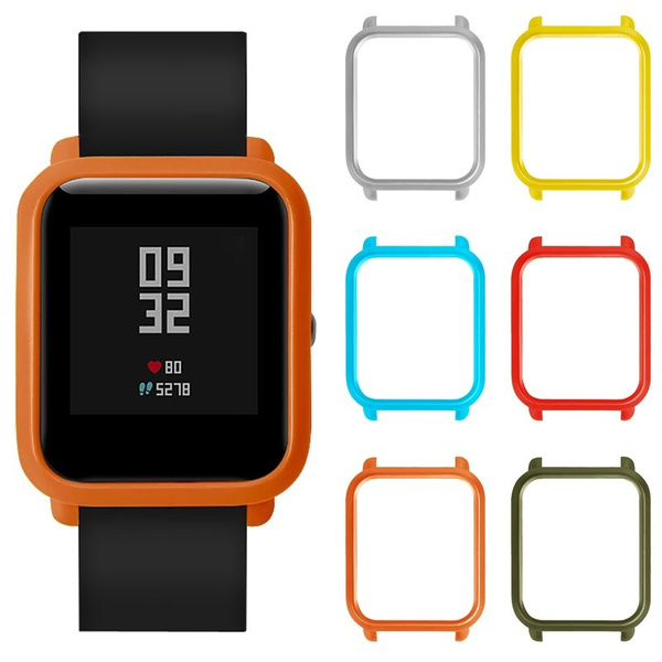 case, Screen Protectors, caseforxiaomihuamismartwatch, pcprotectivecase