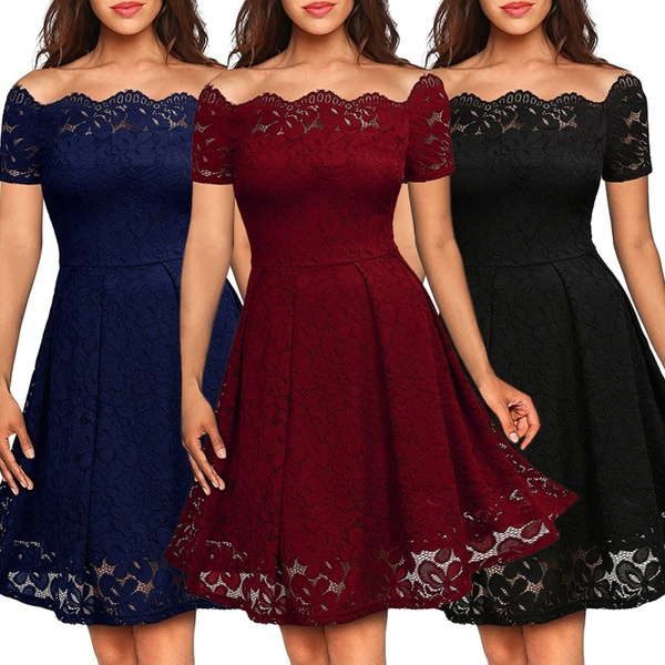 Women's Fashion, dressforwomen, strapless, short sleeve dress
