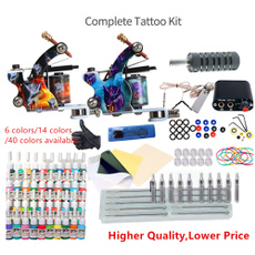 tattoogunkit, tattookit, Tattoo Supplies, tattoo