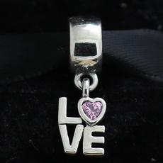 Sterling, Beaded Bracelets, diyjewelry, Love