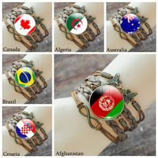Canada, Brazil, Australia, nationalflag