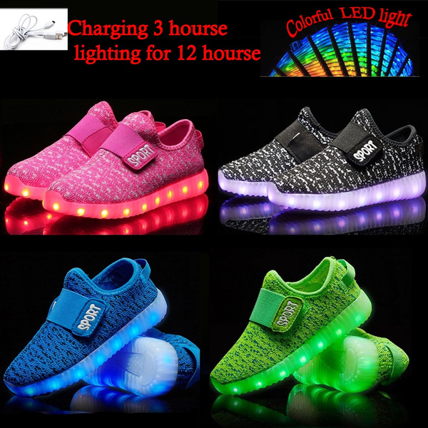 ledshoe, Sneakers, light up, Sports & Outdoors