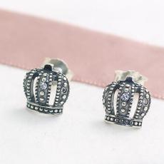 Sterling, Fashion, Stud Earring, sterling silver