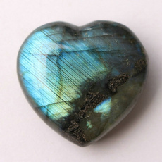 gemstone jewelry, crystal pendant, labradoritestone, healingcrystal