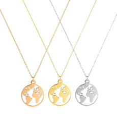 Jewelry, Gifts, worldmap, Simple