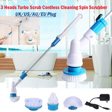 Bathroom, Electric, scrubber, Home & Living