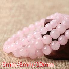 Beaded Bracelets, quartz, Yoga, healingbracelet