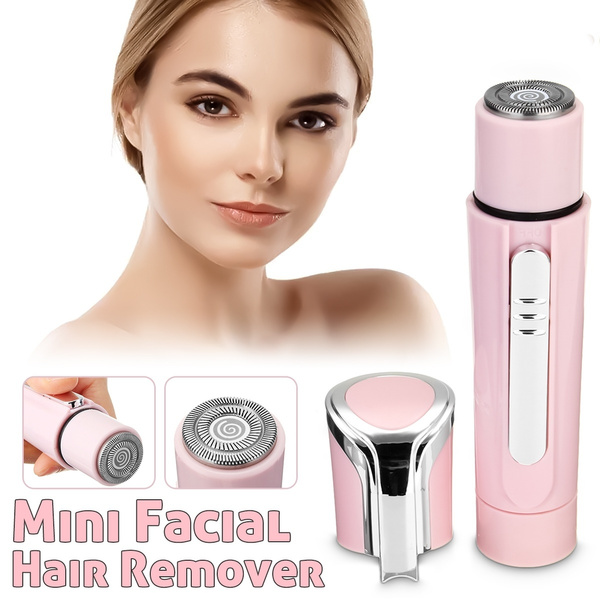 Mini, minishaver, painlessshaver, Electric