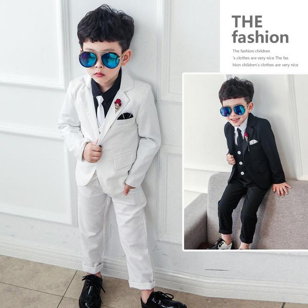 Boy, Fashion, Waist Coat, Jacket