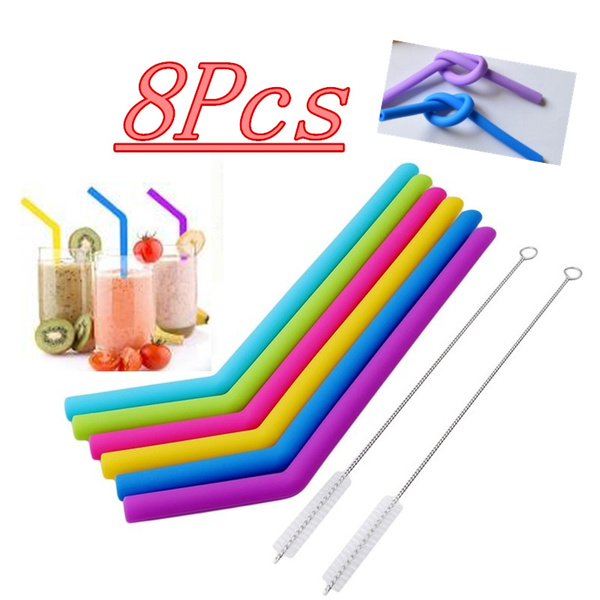 drinkingstraw, Fashion, recycledmaterial, Silicone