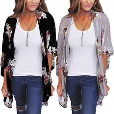blouse, Vintage, cardigan, long sleeve blouse