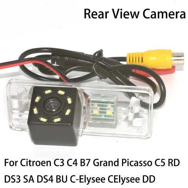 licenseplatelightlampcamera, citroends3camera, citroenc4camera, citroenc4grandpicasso