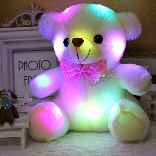 luminousbear, cute, Plush Doll, Toy