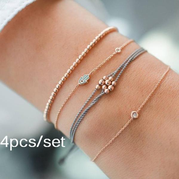 Charm Bracelet, Beaded Bracelets, Bead, Fashion