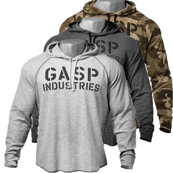 hoodiesformen, Coat, Sweatshirts, Fitness