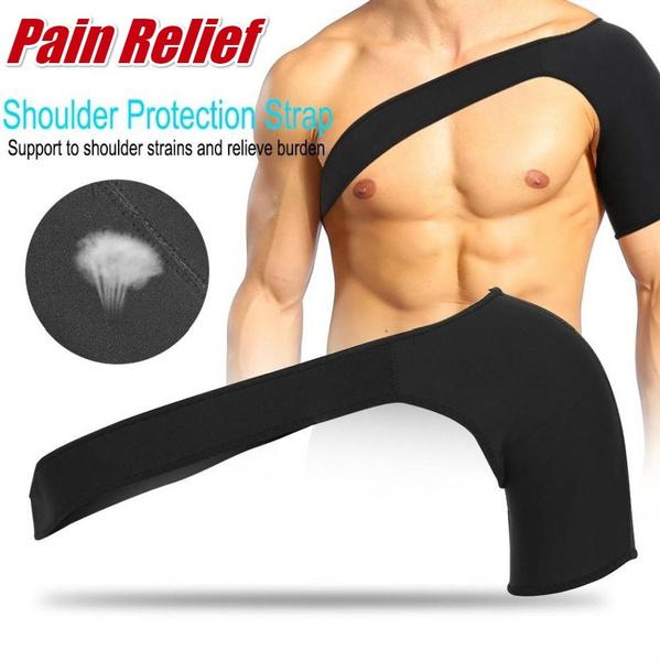 shouldersupportstrap, shoulderrecoverstrap, shouldersupportbrace, armpainreliefbandage
