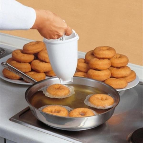 doughnutmaker, Baking, diycake, kitchengadget