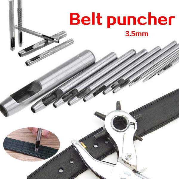 Steel, leatherbeltcutter, puncher, Fashion