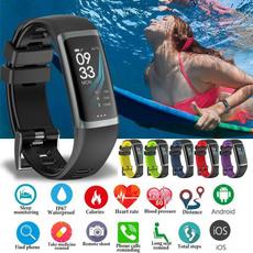Heart, Wristbands, Waterproof, fitnesstracker