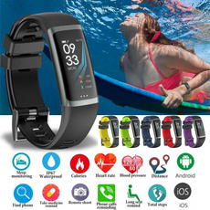 Heart, Wristbands, Waterproof, fitnesstracker