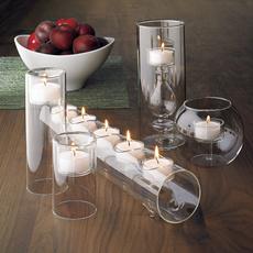 Hotel, Romantic, Cup, candlestickset