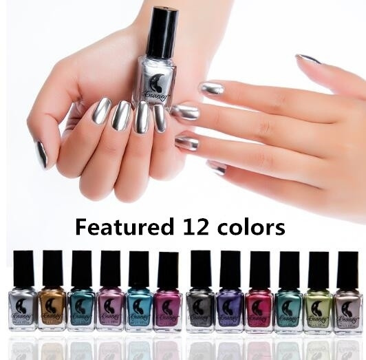 Manicure & Pedicure, Beauty, mirrornail, Nail Polish